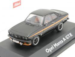 Schuco 02529 Opel Manta A GT/E Modellauto 1:43 TOP! OVP
