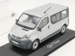 Minichamps Opel Vivaro Bus Werbemodell 1:43 TOP! OVP