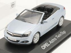 Minichamps Opel Astra H Twintop silber  Werbemodell TOP! OVP