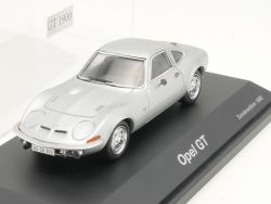 Schuco Opel GT 1900 Modellauto Sonderedition 1998 1:43 TOP! OVP