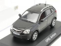 Norev Opel Antara Werbemodell schwarz Modell 1:43 TOP! OVP