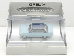 Schuco Opel Kadett B Car Collection Werbemodell 1:43 TOP! OVP