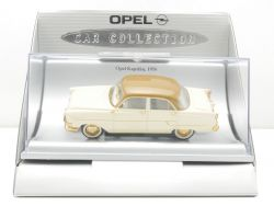 Schuco Opel Kapitän 1956 Car Collection Werbemodell 1:43 NEU! OVP