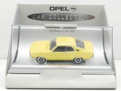 Schuco Opel Manta A Car Collection 1970  Modellauto1:43 TOP! OVP