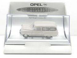 Schuco Opel Olympia Caravan 1953 Car Collection 1:43 TOP! OVP