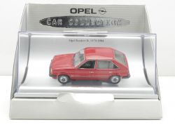 Schuco Opel Kadett 1979 D Car Collection Werbemodell 1:43 NEU! OVP