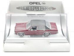 Schuco Opel Diplomat B Car Collection 1969-1977 1:43 TOP! OVP