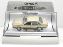 Schuco Opel Senator A 1978-1982 Car Collection 1:43 TOP! OVP