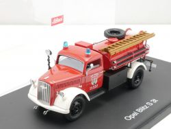 Schuco 03073 Opel Blitz S 3t Feuerwehr Salzburg Österreich NEU! OVP