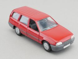 Gama 1199 Opel Kadett E Caravan rot Modellauto 1:43 TOP!