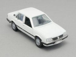 Gama 1140 Opel Ascona C Stufenheck weiß Modell 1:43