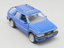Gama 1004 Opel Frontera Geländewagen SUV blau 1:43 TOP!