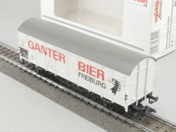 Märklin 46201 Insider Jahreswagen 2004 Ganter Bier Freiburg  OVP