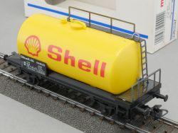 Märklin 4442 Kesselwagen Tankwagen Shell DB H0  OVP