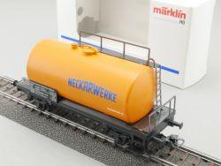 Märklin Werbemodell Kesselwagen Neckarwerke #14 H0 OVP