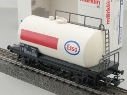 Märklin 4441 Hobby Kesselwagen Tankwagen Esso DB H0  OVP