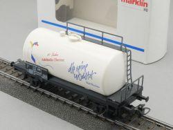 Märklin Werbemodell Kesselwagen Adelindis-Therme Bad Buchau OVP