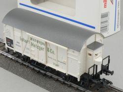 Märklin 48754 Insider 1999 Weinwagen R.Metzger Triest Baden OVP