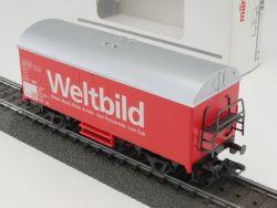 Märklin 4415.396 Kühlwagen Weltbild DB Güterwagen NEU! OVP