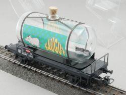 Märklin 44522 Glaskesselwagen Güterwagen SAUGUT H0 DB NEU