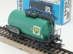 Märklin 4644 Kesselwagen BP Tankwagen DB 581694 1980 OVP