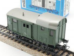 Märklin 4699 Güterzug-Gepäckwagen DB Pwg 120 440 H0  OVP
