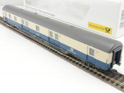 Sachsenmodelle 15925 Bahnpostwagen Post mr-a DBP H0 KKK NEU! OVP