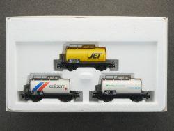 Märklin 94023 Kesselwagen-Set Mineralöle JET BayWa TOP tlw. OVP