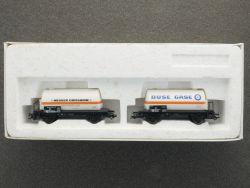 Märklin 44513 Kesselwagen-Set Griesheim Buse KKK wie NEU tlw. OVP