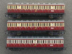 Schnäppchen! Liliput 298 03 DRG Ruhr Schnellverkehr Abteilwagen