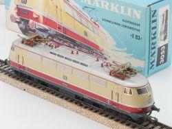 Märklin 3053 Schnellzug-Lok E 03 002 Erstversion 1966-68  OVP