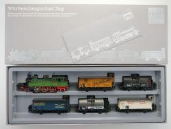 Märklin 2857 Württembergischer Zug T 5 1205 125 Jahre schön! OVP