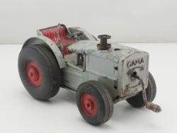 Gama Traktor Schlepper Blechspielzeug original Vorkrieg 30er