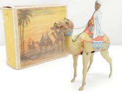 Keim 901 Araber Kamel Blechspielzeug US-Zone Figur Originalkarton OVP