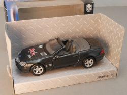 Maisto Power Racer Mercedes MB 500 SL Roadster 1:43 2003 OVP