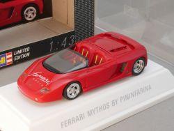 Revell 8504 Ferrari Mythos by Pininfarina Modellauto rot OVP