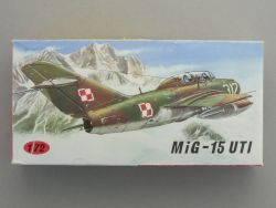 KP Plastikovy MiG-15 UTI Jagdflugzeug Tschechien Bausatz NEU OVP