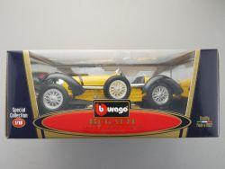 Bburago 3005  Burago Bugatti Type 59 1934 Gelb MIB NEU OVP