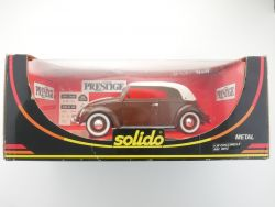 Solido 8015 VW Käfer Cocchinelle Cabriolet braun 1:17 TOP OVP