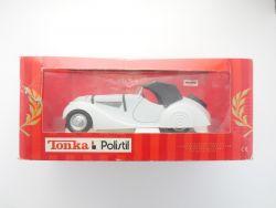 Tonka Polistil 01686 BMW 328 Cabriolet TG weiß Convertible OVP
