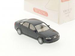 Wiking 1240422 Audi A6 C6 Limousine Dunkelblau H0 NEU! OVP