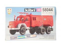 Kibri 58044 Feuerwehr Löschfahrzeug Magirus Jupiter Bausatz OVP