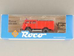 Roco 1315 Steyr 680 Feuerwehr TLF 2000 St. Gilgen 1:87 TOP! OVP