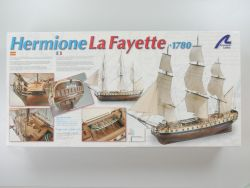 Artesania Latina Hermione La Fayette 1780 1/89 Holz Bausatz NEU OVP