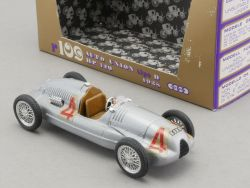 Brumm R109 Auto Union Typ D 1938 HP 420 #4 1:43 TOP tlw OVP