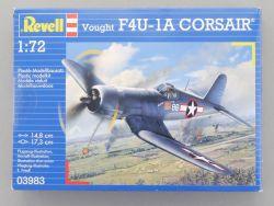 Revell 03983 Vought F4U-1A Corsair Propeller KIT 1:72 US NEU OVP