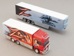 Herpa 288965 Scania Kühlkoffer-HZ Risitmaa Zorro LKW 1:87