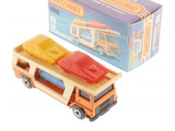 Matchbox 11 F Superfast Car Transporter Bedford mint model Box OVP