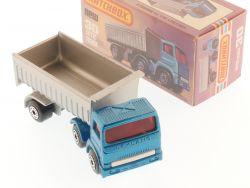 Matchbox 30 F Superfast Articulated Truck Sattelzug MIB Box OVP