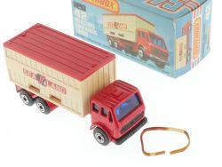Matchbox 42 E Superfast Mercedes Truck Sealand LKW MIB Box OVP
